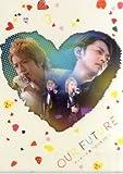 タッキー&翼 A4クリアファイル 「DVD タッキー&翼 TOUR 2011 OUR FUTURE」 購入特典