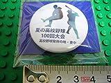 祝 初先発 缶バッジ 日ハム 吉田輝星 北海道日本ハムファイターズ Fighters 夏の 高校野球 第100回記念大会 金足農