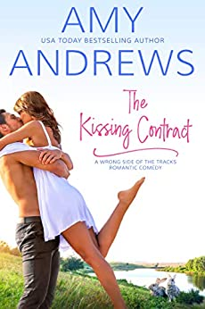 The Kissing Contract by [Andrews, Amy]