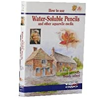 How to Use Watersoluble Pencils DVD with Wendy Jelbert
