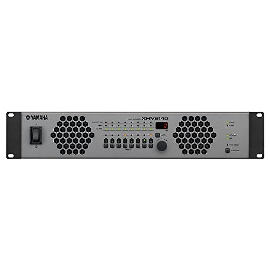 導出軽蔑報告書Yamaha xmv8140   8チャネルydif入力電源アンプ