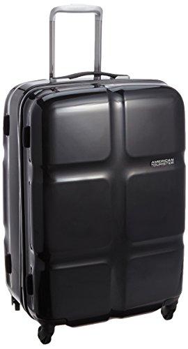 [アメリカンツーリスター] スーツケース Cube POP/キューブポップ スピナー68 (68cm/74L/3.9Kg) (スーツケース・キャリーバッグ・TSAロック・大容量・軽量・ファスナー・保証付き) S46*61002 61 (アフターダーク)