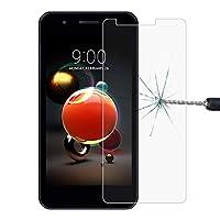 携帯電話用強化ガラスフィルム LG K9用0.26 mm 9 H 2.5 D強化ガラスフィルム 強化ガラスフィルム