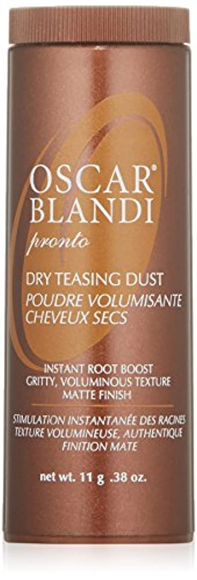 ソース考えたパラメータオスカーブランディ Pronto Dry Teasing Dust 11g/0.38oz
