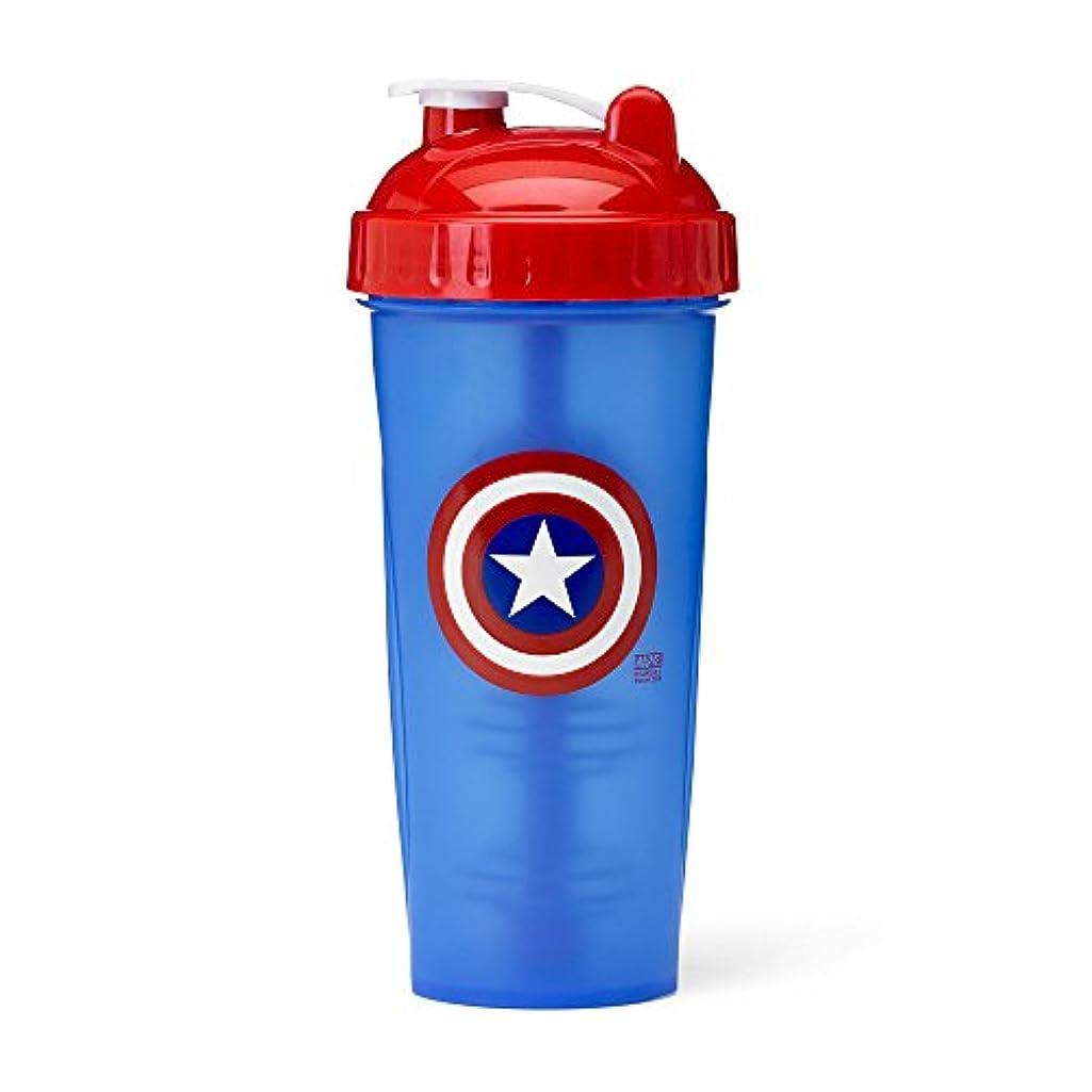 いっぱいラベやさしいPerfectShaker Hero Series Captain America Shaker Cup (800ml) by Perfect Impressions