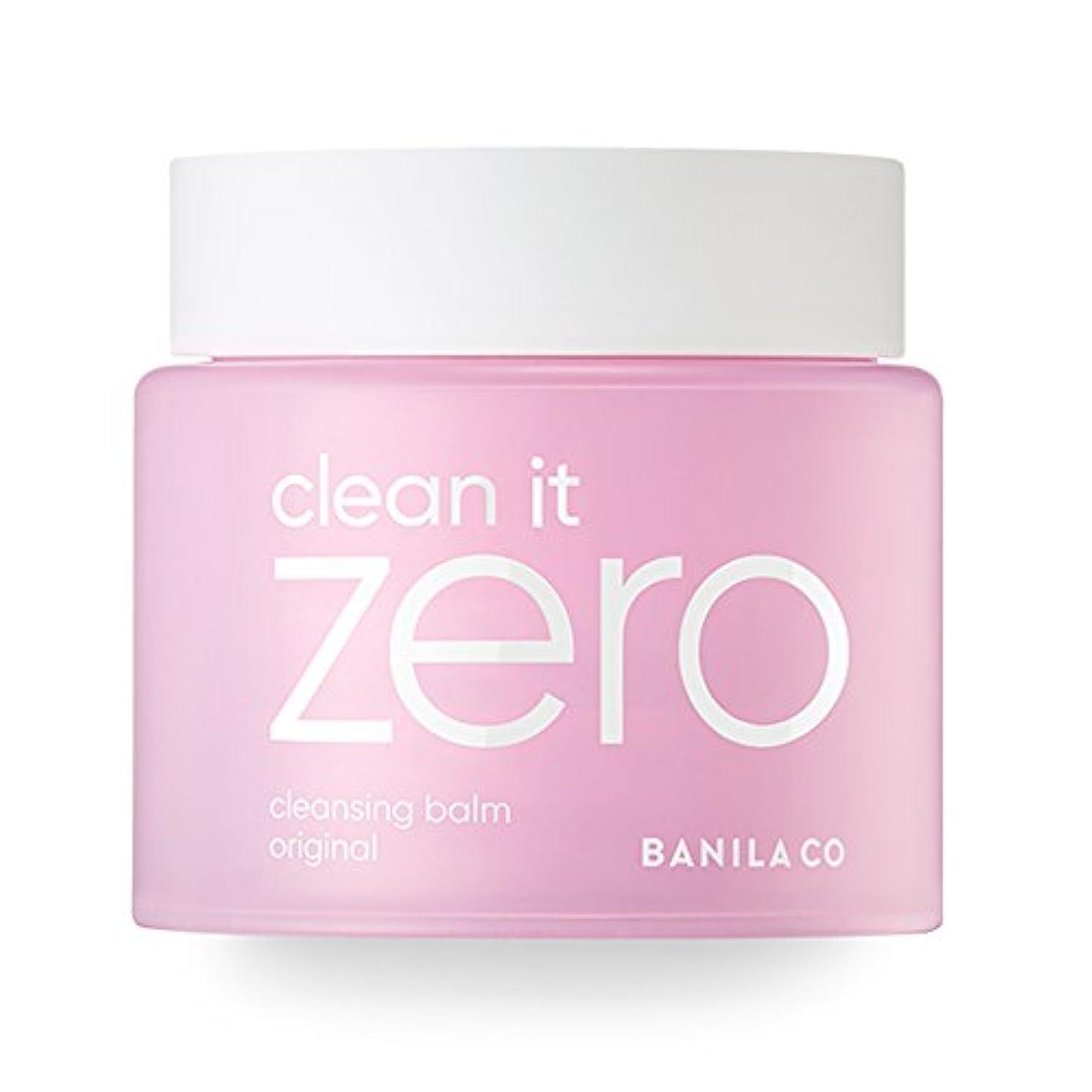 隔離する小売角度BANILA CO(バニラコ)公式ストア  バニラコ クリーン イット ゼロ クレンジング バーム オリジナル / Clean It Zero Cleansing Balm Original 180ml