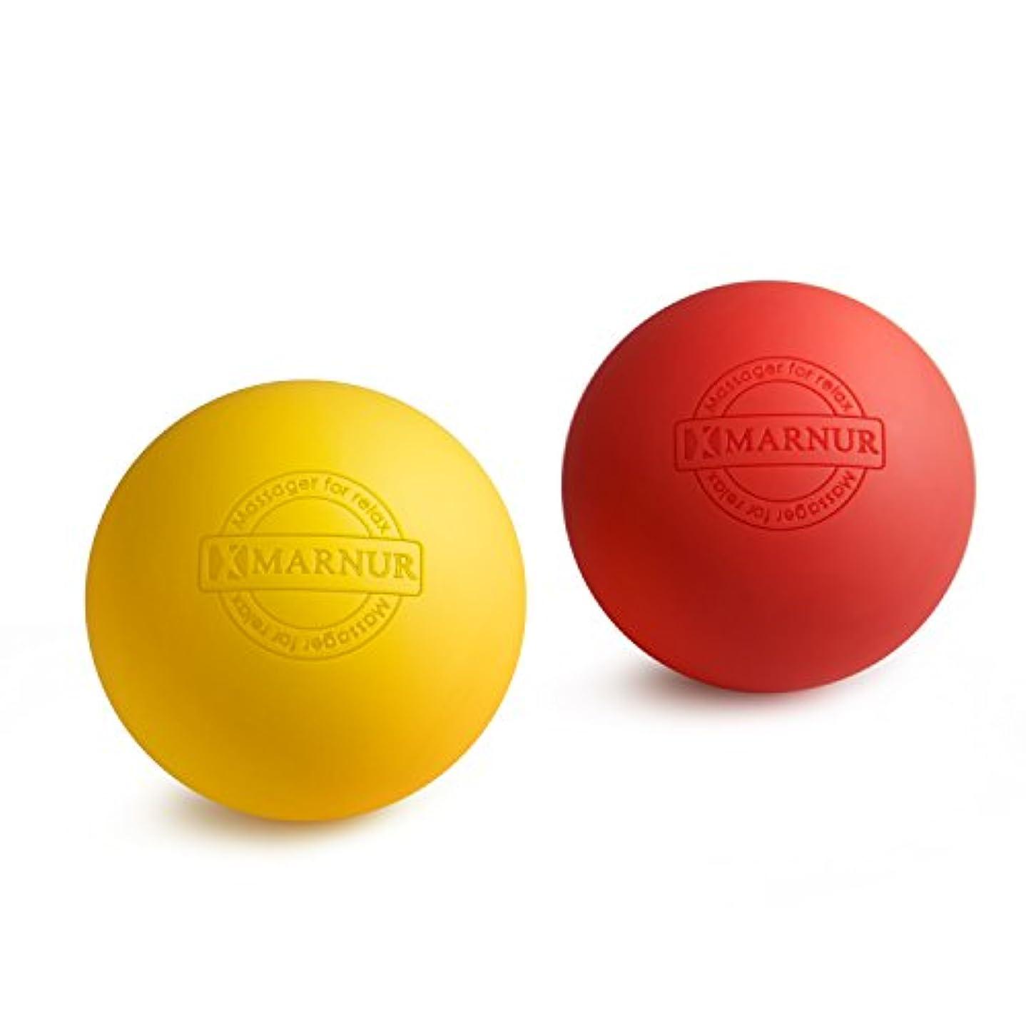 カスケード物理ノイズMARNUR マッサージボール ストレッチボール トリガーポイント 筋膜リリース トレーニング 背中 肩こり 腰 ふくらはぎ 足裏 ツボ押しグッズ 2で1組み合わせ