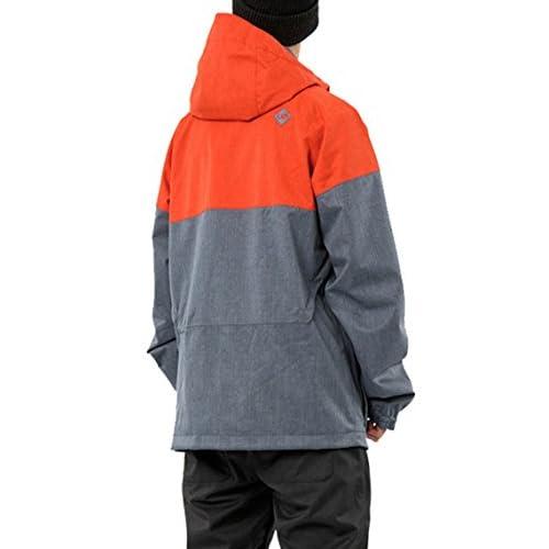 (ボンファイア) BONFIRE ボードジャケット TANNER JACKET RUST/SMOKE L(US)サイズ