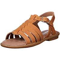 Clarks Girls' Havana Fashion Sandals, Tan