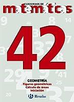 Figuras geometricas/ Geometric Figures: Calculo De Areas (Cuadernos De Matematicas)