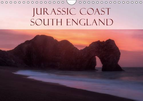 Jurassic Coast South England 2017: Sweeping Beaches, Dramatic Cliffs, Blustery Headlands, Sheltered Coves - That is the Jurassic Coast in the South of England (Calvendo Places)