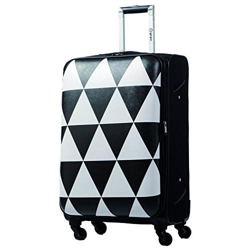 [グリフィンランド]_Griffinland スーツケース ソフト キャリーバッグ チューブトップ Ogram (S(小型))