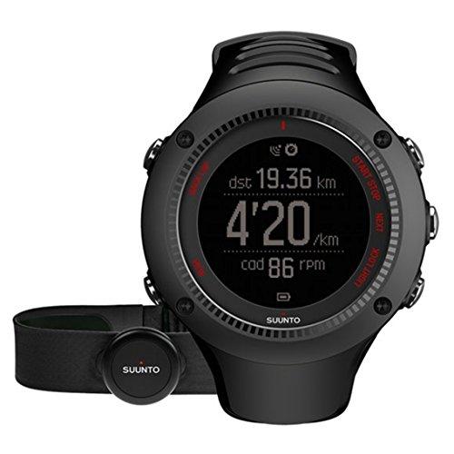 [해외]SUUNTO (순토) AMBIT3 RUN (HR) 일본 정품 시각 표시 GPS 콤파스 심박 측정기 Bluetooth [메이커 보증 2 년]/SUUNTO (Suunto) AMBIT 3 RUN (HR) Japan regular goods time display GPS compass heart rate monitor Bluetooth [manufacturer guarante...