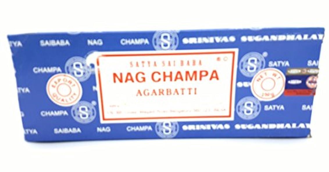 パッチ透けて見える思いつくNag Champa Incense 250 grammes w/Vrinda incense holder