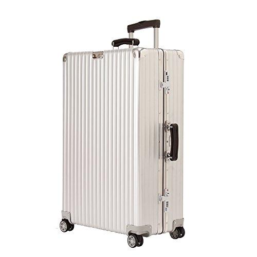 RIMOWA リモワ CLASSIC FLIGHT 974.73 97473 クラシックフライト MULTIWHEEL マルチホイール スーツケース キャリーバッグ シルバー 85L (971.73.00.4) [並行輸入品]