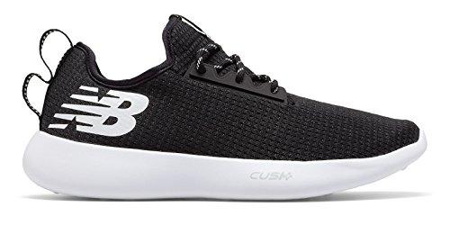 (ニューバランス) New Balance 靴・シューズ メンズトレーニング NB RCVRY Black with White ブラック ホワイト US 5 (23cm)