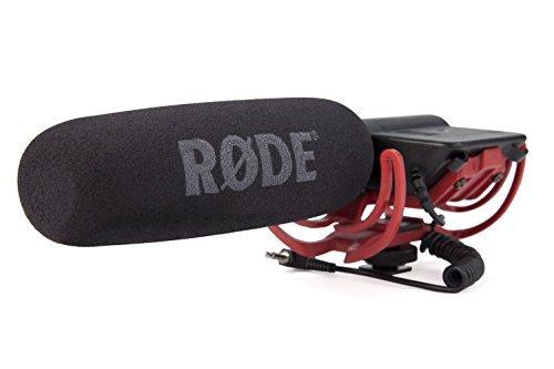 RODE VideoMic Rycote ビデオカメラ用ショ...