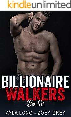 Walker Billionaire Brothers Romance Series