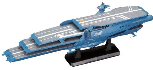 1/1000 大ガミラス帝国軍 ガイペロン級多層式航宙母艦 シュデルグ (宇宙戦艦ヤマト2199)