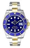 腕時計 サブマリーナデイト 116613 ブラック メンズ ロレックス画像①