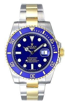 腕時計 サブマリーナデイト 116613 ブラック メンズ ロレックス