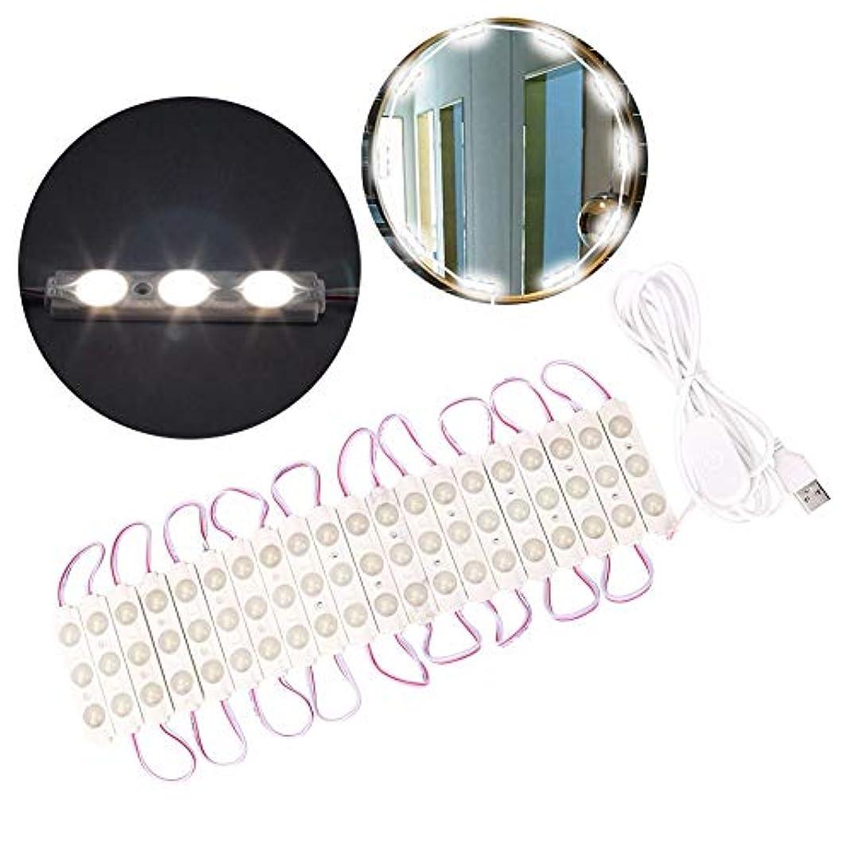 性差別許さない適性化粧鏡ラ??イト、LEDの虚栄心ミラーライト調光対応電球ライトストリングストリップキット