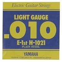 YAMAHA/ヤマハ エレキ弦/ライトゲージ1弦 H-1021×6 本セット