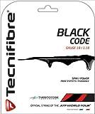 テクニファイバー(Tecnifibre) BLACK CODE ゲージ1.18mm ブラック TFg503