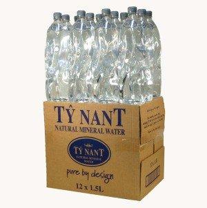 ティナント・スプリングウォーター ペットボトル スティルウォーター1500mlx12本 ロス・ラブグローブボトル