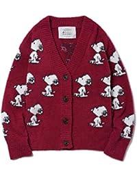 [ジェラート ピケ] 【Snoopy】JQD カーディガンPWNT185111 レディース PWNT185111