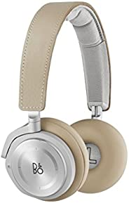 Bang & Olufsen Beoplay H8 Wireless On-Ear Headphones, Bluetooth Advanced Active Noise Cancelling Headphone