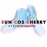 【サイズ選択可】コスプレ靴 ブーツ Z4-0419 僕のヒーローアカデミア 轟焦凍 ショート 男性28CM