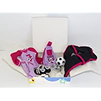 American Girl Hopscotch Hill Gwen's Soccer Outfit RETIRED (Doll is not included)