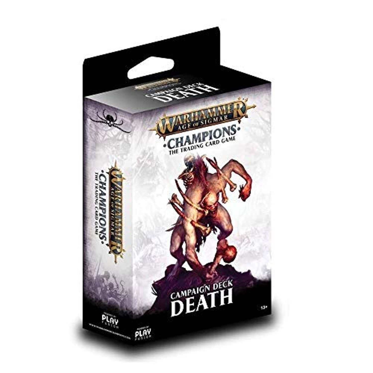 Playfusion Death Campaign Deck Warhammer Age of Sigmar Champions TCG [並行輸入品]