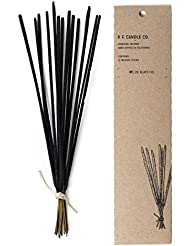 p.f. Candle Co。No。28 :ブラックFig Incense ( 2 - Pack )