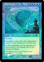 英語版フォイル 時のらせん タイムシフト Time Spiral Time Shifted TSB リバイアサン Leviathan マジック・ザ・ギャザリング mtg