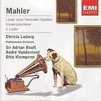 Mahler:Lieder Eines Fahrenden by Christa Ludwig (2003-12-05)