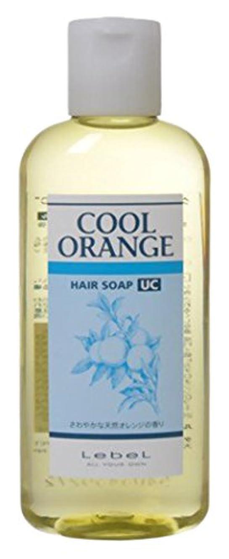 幸福苦最少ルベル クールオレンジヘアソープ UC 200ml