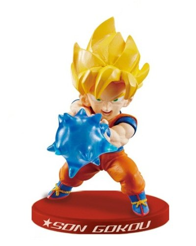 ドラゴンボール改 超闘伝 Fighting Collection  ファイティングコレクション  4.ベジータ スーパーサイヤ人   食玩  DRAGON BALL Z KAI