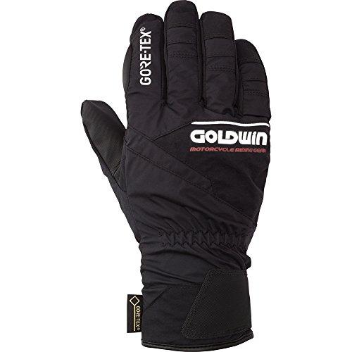 GOLDWIN(ゴールドウイン) バイクグローブ ゴアテックス レイングローブ ブラック Lサイズ GSM26706