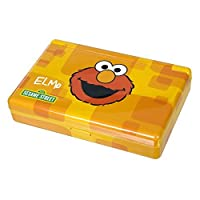 dreamGEAR Sesame Street Gamer's Vault for Nintendo DS Lite, DSi, DSi XL or 3DS (Elmo) [並行輸入品]