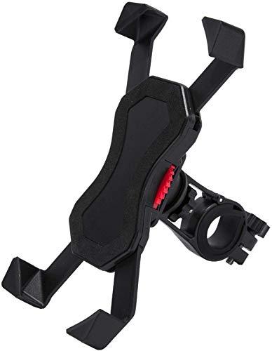 自転車 スマホ ホルダー オートバイ バイク スマートフォン振れ止め 脱落防止 GPSナビ 携帯