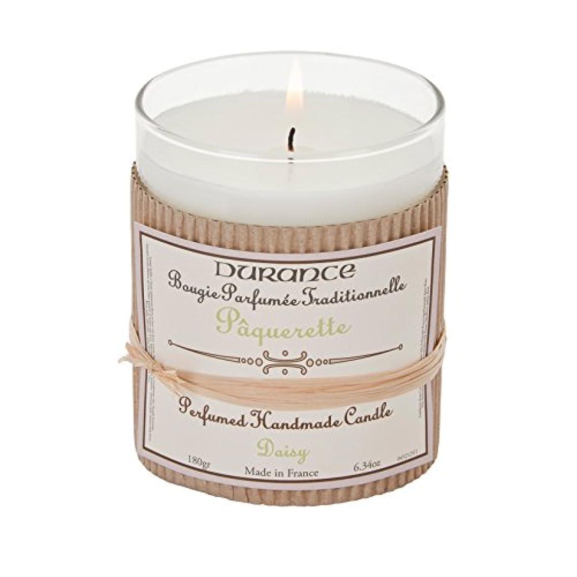 象はねかける唯一Durance De Provence Hand Crafted Scented Candle - Daisy