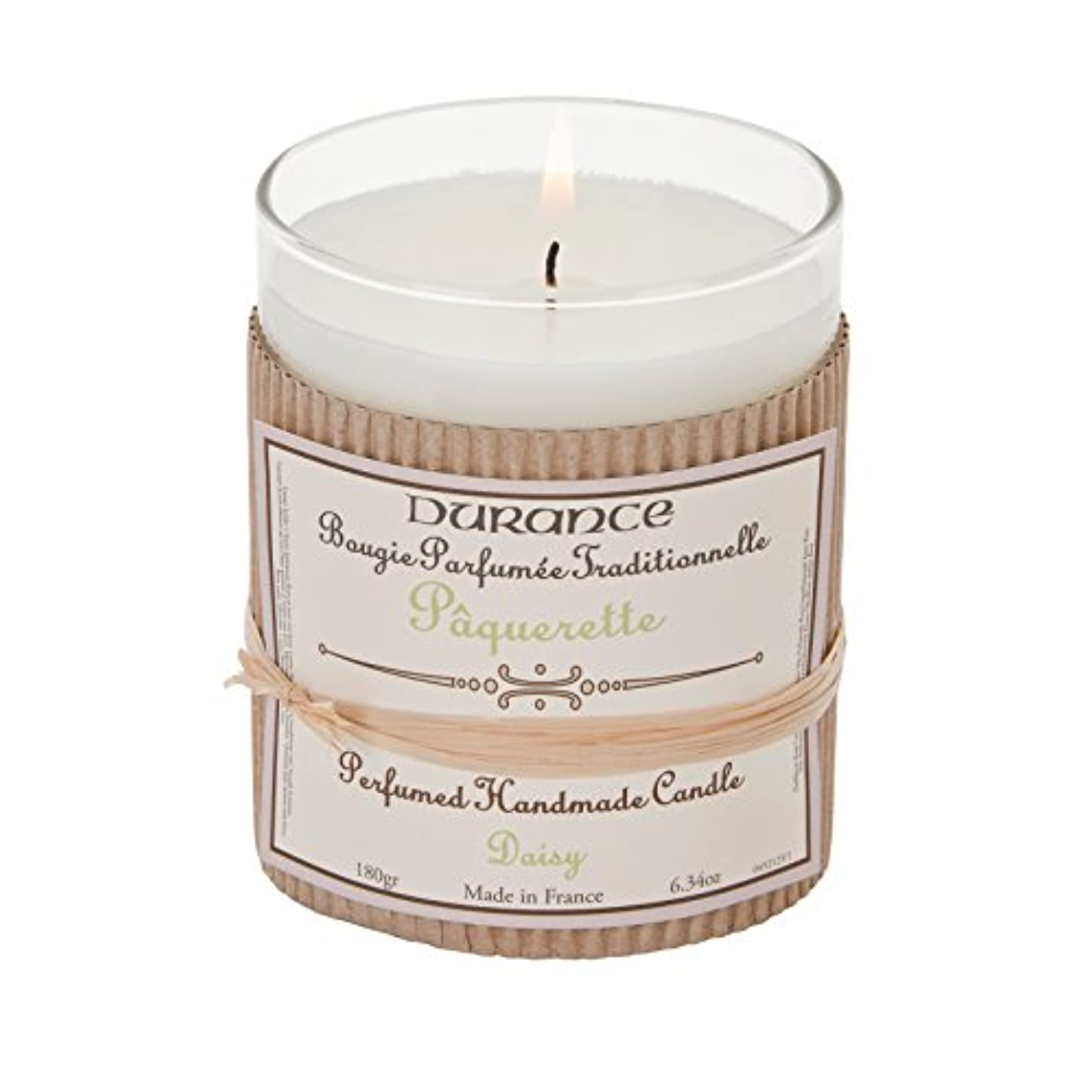 路地作業コジオスコDurance De Provence Hand Crafted Scented Candle - Daisy