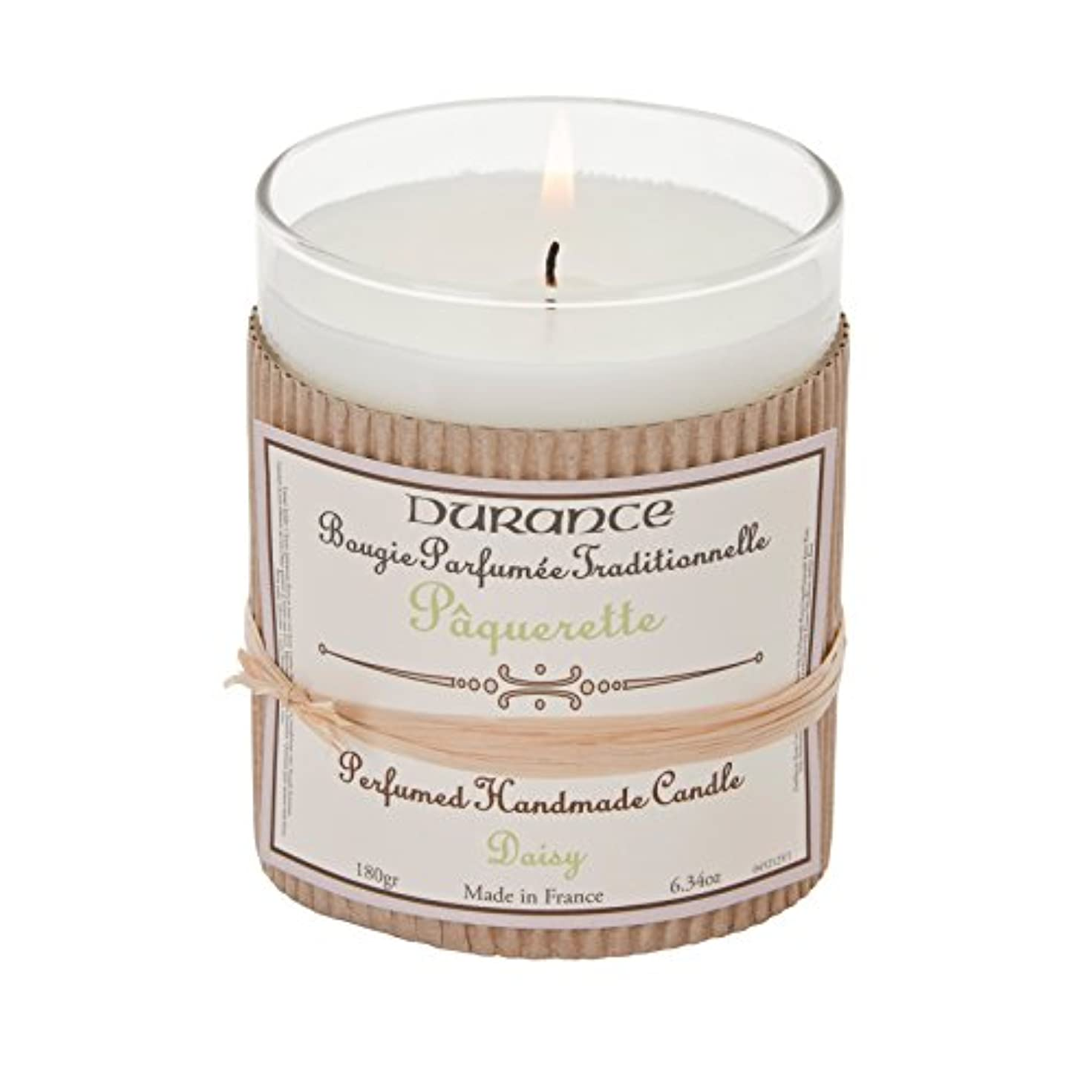 Durance De Provence Hand Crafted Scented Candle - Daisy