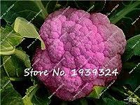 15:100個/バッグミックスカリフラワー(ブロッコリー)の種カリフラワー有機野菜種子用ホームガーデン非Gmo種子