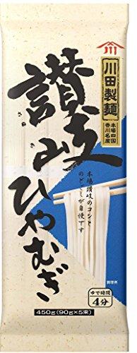 川田製麺 讃岐ひやむぎ(450g)