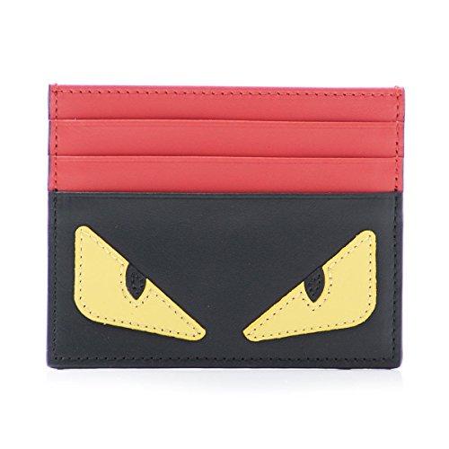 (フェンディ) FENDI カードケース BUSINNES CARD HOLDER Bag Bugs バッグバグズ [並行輸入品]