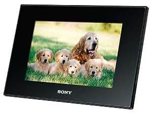 SONY デジタルフォトフレーム S-Frame D75 7.0型 内蔵メモリー256MB ブラック DPF-D75/B