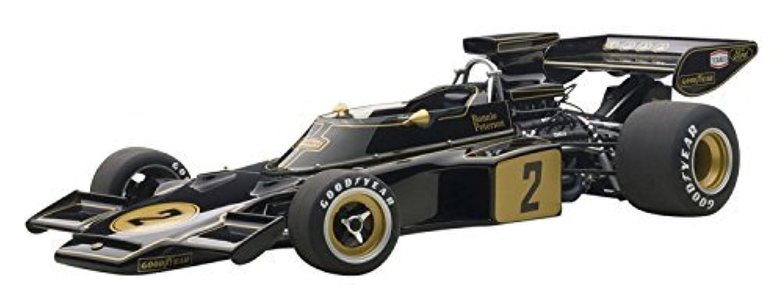 AUTOart 1 / 18ロータス72e 1973 # 2 Ronnie Peterson